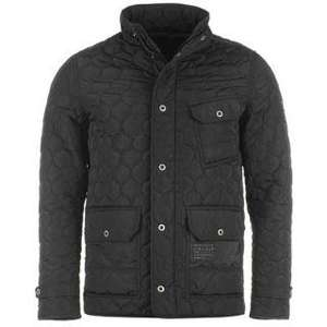 Firetrap Kingdom Jacket Mens was £100 now £29.99 big sale on Firetap @ SPORTSDIRECT