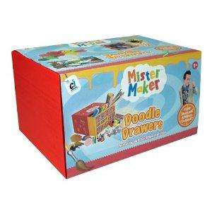 Mister Maker Doodle Drawers Bumper Craft Kit (1500 piece) £10.99 Fulfilled Amazon