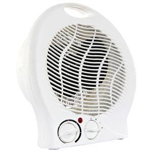 Portable Fan Heater 1700-2000W £7.99 @ Home Bargains