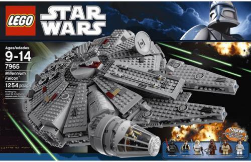 LEGO Milennium Falcon In Clubcard Exchange, £45 in vouchers