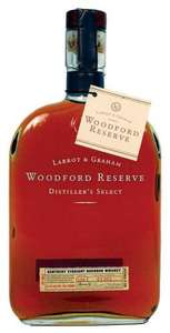 Woodford Reserve Distiller's Select Bourbon 70cl £21.00 @ Tesco