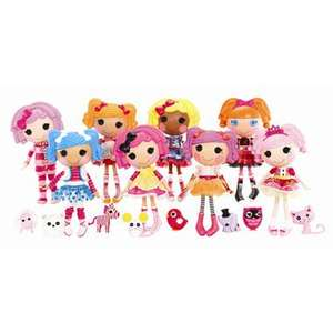 Large Lalaloopsy Dolls £14.99 at B&M Bargains