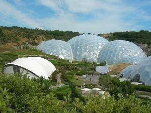 Eden Project - Local Annual Pass @ £7.50 for 1 year or for £12.50 2 years  (one ticket is £23.50 on door)