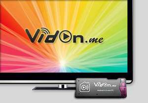 VidOn.me Android 4.0 Mini PC - $60 free worldwide delivery