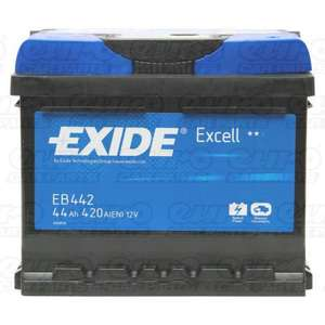 Exide Excell 12V Car Battery £34.63 with code BATTERY15 and FREE delivery / collect @ Euro Car Parts (code works for all batteries)