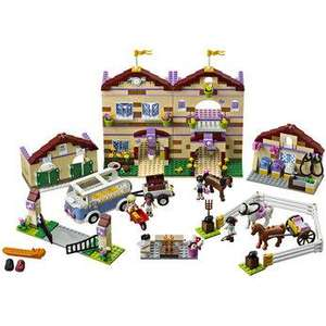 Lego Friends Summer Riding Camp (3185) - £69.99 @ Toys R Us