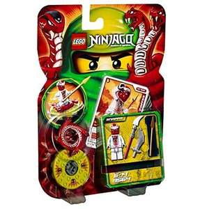 Lego Ninjago Snappa only £3 and free delivery at debenhams with codes in detail!