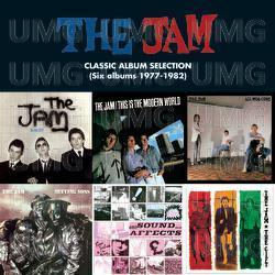 THE JAM Classic Album Selection - 6 CD Box Set @ Sainburys Entertainment £14.99 +Nectar Points