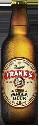 Franks Alcoholic Root Beer 500ml - 99p @ B&M