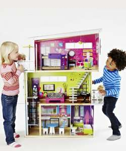 Lights and Sounds Glamour Mansion £67.50 delivered using code from mothercare