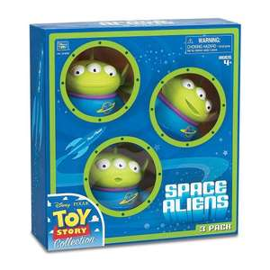 Disney Pixar Toy Story Collection Space Alien 3 Pack £18.99 @ Niche Gift Shop Clearance on ebay
