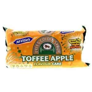Lyle's Toffee Apple Cake 40p each or 3 for £1 at Heron Foods