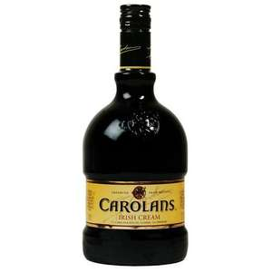 Carolans Irish Cream 1Ltr bottle £6.99 @ Morrisons