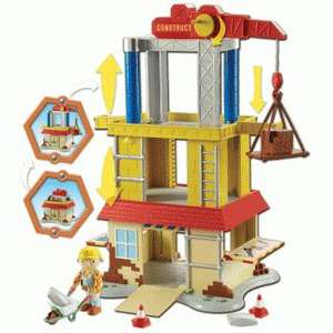 Bob the Builder Deluxe Construction Tower £6.96 plus £2.99 P&P - TOTAL £9.95 Delivered @ Kiddimax