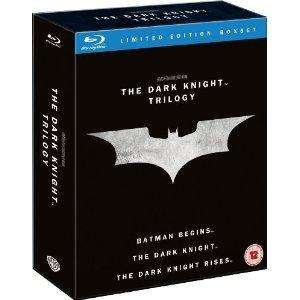 FREE Dark Knight Rises Trilogy (Blu-Ray) with any Toshiba Blu-Ray player (BDX1300KB model is only £60)