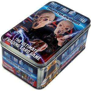BBC Doctor Who Monster Invasion 2 Tin Trading Card Game for £4 DEL @ Amazon