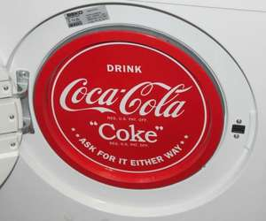 Coca Cola Coke Metal Serving Tray £1 in Poundland