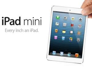 CEX - Sell your £269 iPad Mini for £290 at CEX (£21 profit) online and in store