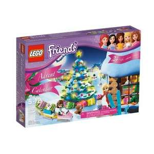 lego friends advent calender £14.99 @ smyths toys