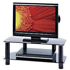 sainsburys black glass tv stand was £49.99 now £19.99