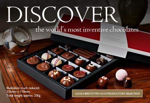 Hotel Chocolat - Tasting Club was £19.99 Chocolate Box for £9.99 (Poss £2.90 w/ Quidco)