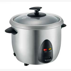 ASDA 1 Litre Rice Cooker for £10.00 @ direct.asda.com