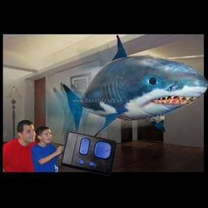 Cool 2-CH Remote Control Flying Shark Air Swimmer - £12.42 delivered @ bestofferbuy.com (pay with paypal)