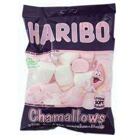 Haribo Marshmallows 150g - 67p at Budgens (Instore) was £1.67