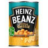 Heinz Cheesy Beans 30p @ Asda Instore