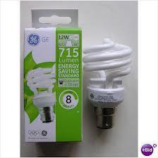 GE Energy Saving Lamp WAS £4.20 NOW 95p @ Tesco Instore