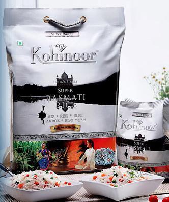 Kohinoor Silver Range Basmati Rice 10Kg £8.00 @ Asda