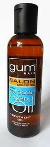 GUM Hair Salon Expertise Moroccan Argan Oil - 100ml £2.99 (RRP £9.99) @  Home Bargains (Instore)