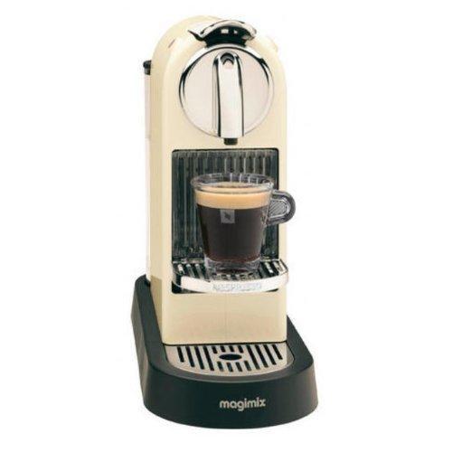 Magimix 13011291 Nespresso M190 CitiZ Auto Coffee Machine Cream £119.99 less 20% discount - Comet