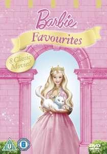 8 Barbie films (dvd) for £11.95 from Zavvi