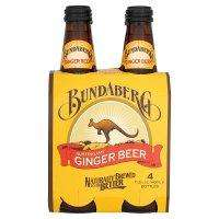 Bundaberg Ginger Beer / Diet Ginger Beer / Root Beer (375ml) was £4.49 now £2.99 @ Waitrose