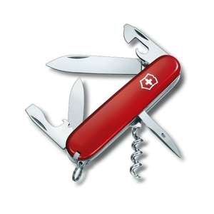 Victorinox 1360300 Swiss Army Knife Spartan Red, £12.10 Delivered at Amazon
