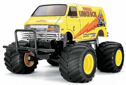 Tamiya Lunch Box Super Bundle RC Remote Control Car / Truck £155 @ goldstarstockists