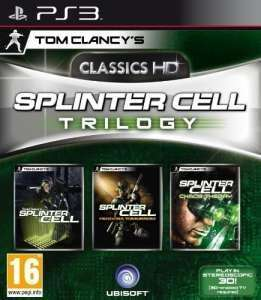 Splinter Cell Trilogy: HD Collection PS3 - £9.95 Delivered @ Zavvi (+ Poss 3% Quidco)