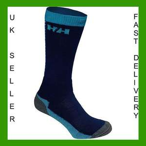 10 x Helly Hansen Merino Wool Socks for £17.99 inc postage (1.79 each!) @ Ebay/acitymaiden