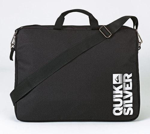 Quiksilver Laptop Sleeve Messenger Bag Black £5.98 Delivered @ Argos Ebay Outlet