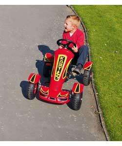 Chad Valley Pedal Kart with Pneumatic wheels £99.99 @ Argos