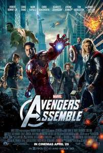 Marvel Avengers Assemble DVD £5.99 @ play.com / amazon