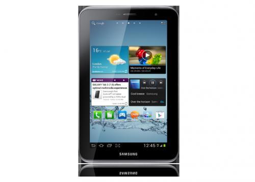 "8GB Samsung Galaxy Tab2 7"" Tablet, £149 less £30 Cashback + Free 8GB SD @ Amazon"