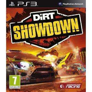 Dirt Showdown PS3 (£7.97) Trade into amazon and recieve up to £10.50 @ amazon