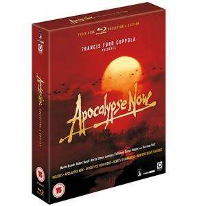 Apocalypse Now: Special Edition [+ Hearts Of Darkness] (3 Discs) (Blu-ray) £12.99 @ Play