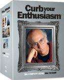 Curb Your Enthusiasm - Complete HBO Season 1-8 (DVD) @ Amazon £41.50