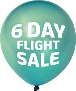 Six day flight sale at Avios starting this Wednesday UPTO(!) 25% 0ff