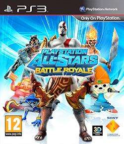 PlayStation All-Stars Battle Royale PS3+Vita £27.99, with delivery=£32.99 @ Tesco