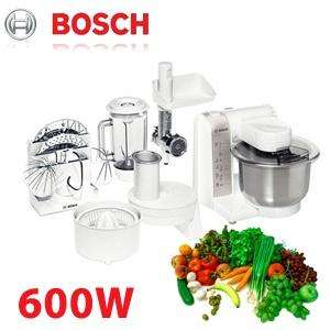 Bosch MUM4880 food processor with lots of accessories @ IBOOD