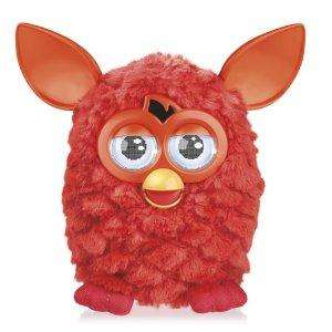 Red Furby - back in stock at Amazon